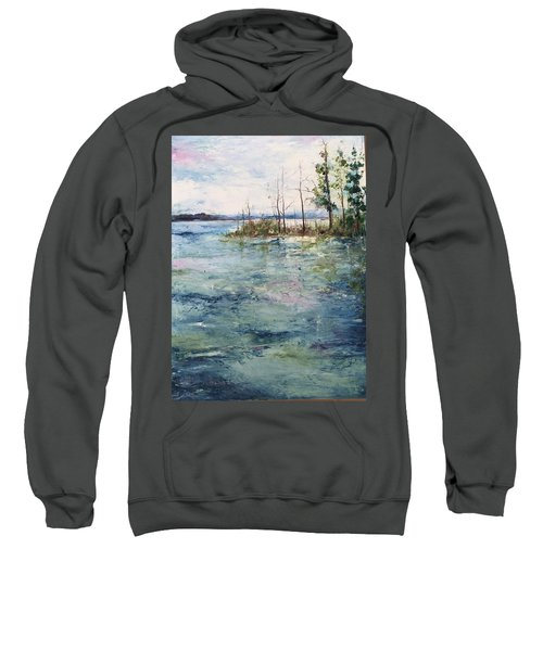 Washed By The Waters Series Sweatshirt