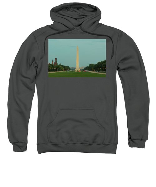 Washington Monument Beauty Shot Sweatshirt