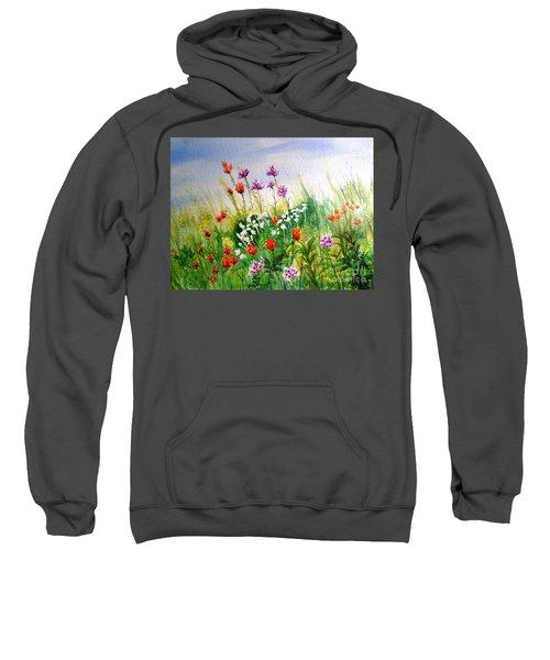 Washington Wildflowers Sweatshirt
