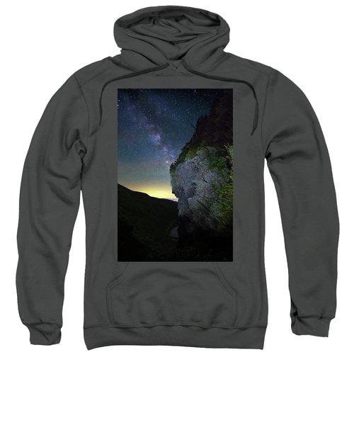 Watcher Milky Way Sweatshirt