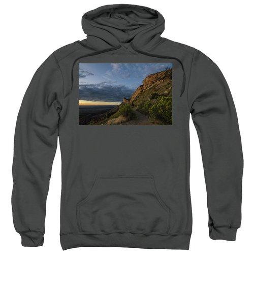 Watching The Sun Fade Sweatshirt