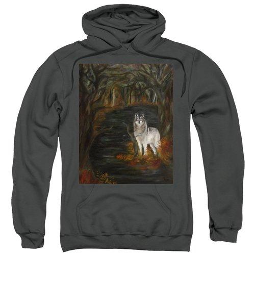 Water Dark Sweatshirt