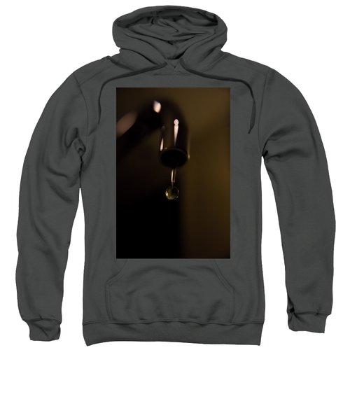 Water Droplet Sweatshirt