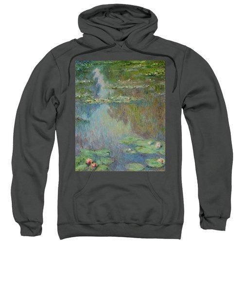 Water Lilies  Sweatshirt