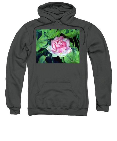 Water Lily Sweatshirt