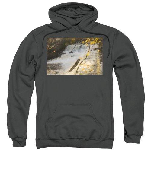 Water Over The Dam. Sweatshirt