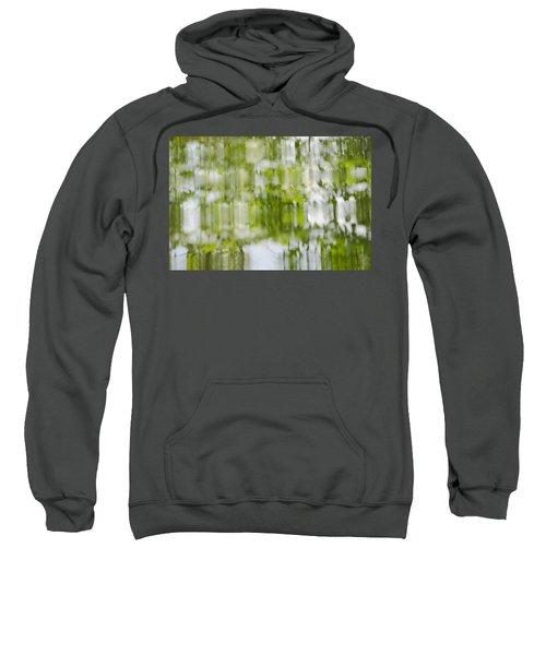 Water Reflections Sweatshirt