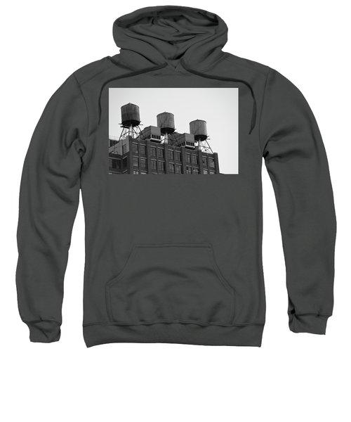 Water Towers Sweatshirt