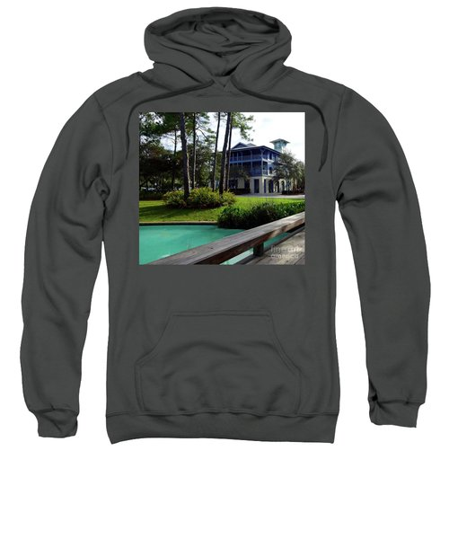 Watercolor Florida Sweatshirt