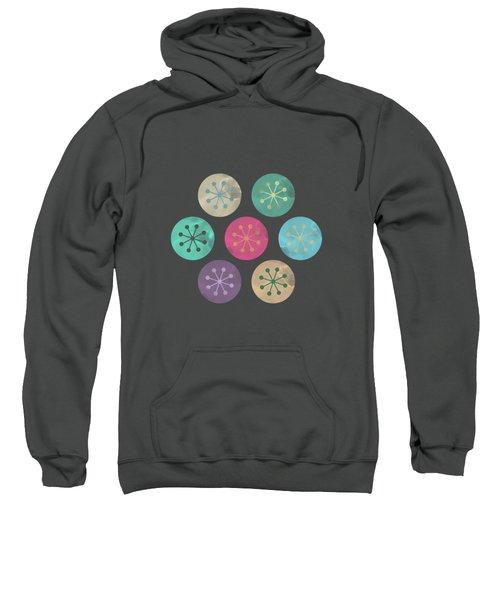 Watercolor Lovely Pattern Sweatshirt