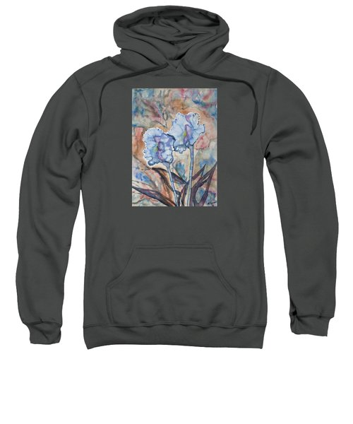 Watercolor - Orchid Impression Sweatshirt