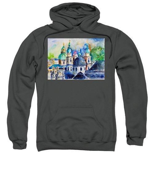 Watercolor Series No. 247 Sweatshirt