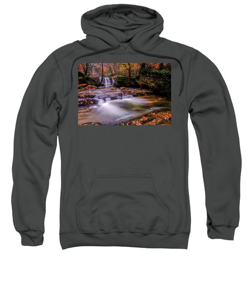 Waterfall-9 Sweatshirt
