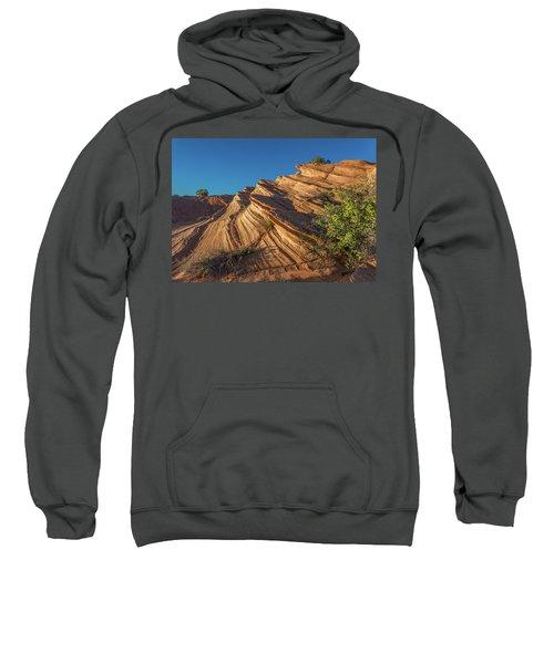 Waterhole Canyon Rock Formation Sweatshirt