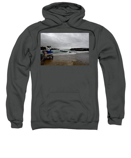 Waves Azores-033 Sweatshirt