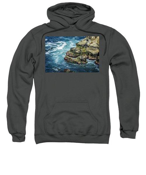 Waves Of Blue Sweatshirt