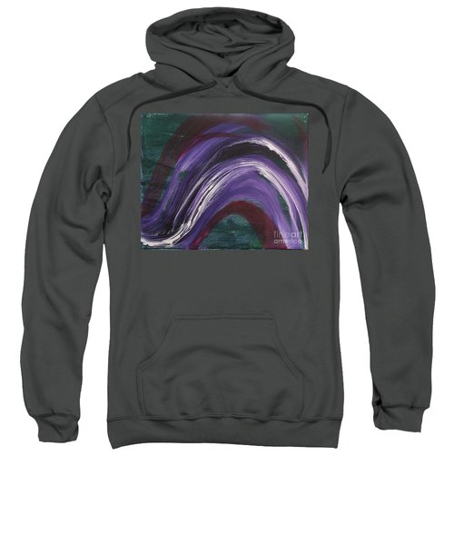 Waves Of Grace Sweatshirt