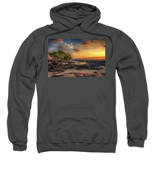 Wawaloli Beach Sunset Sweatshirt