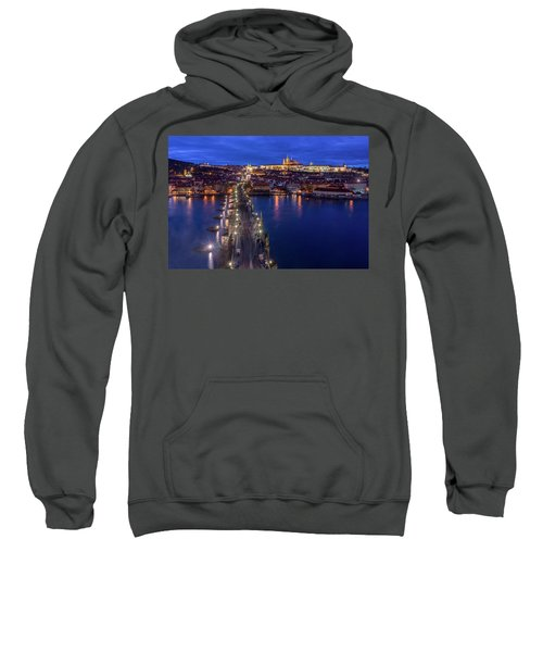 Way To The Castle Sweatshirt
