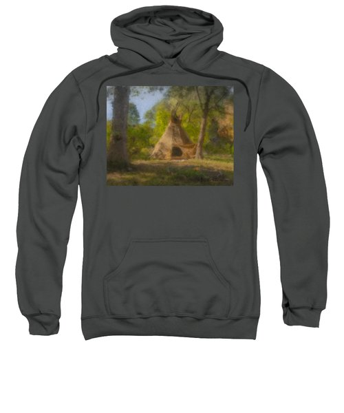Wayne And Karen's Teepee Sweatshirt