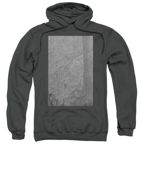 Wayward Wizard Sweatshirt by Corbin Cox