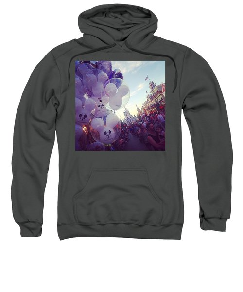 An Early Magical Morning  Sweatshirt