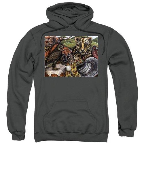 We Are All Endangered Sweatshirt