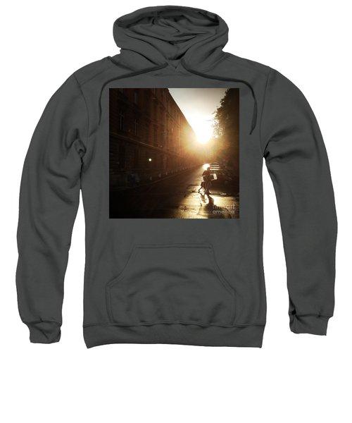 We Live In Budapest #11 Sweatshirt
