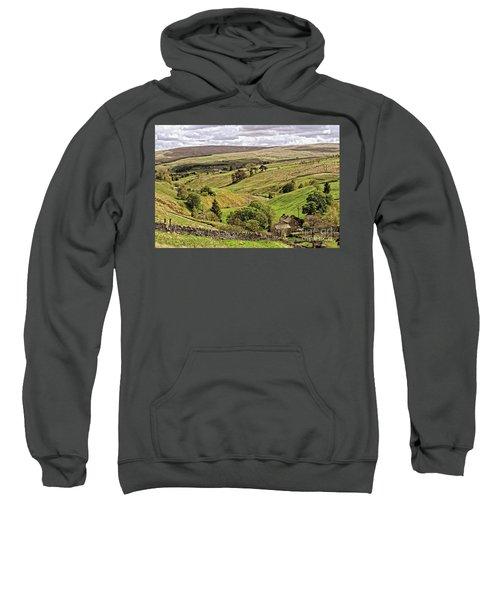 Weardale Landscape Sweatshirt