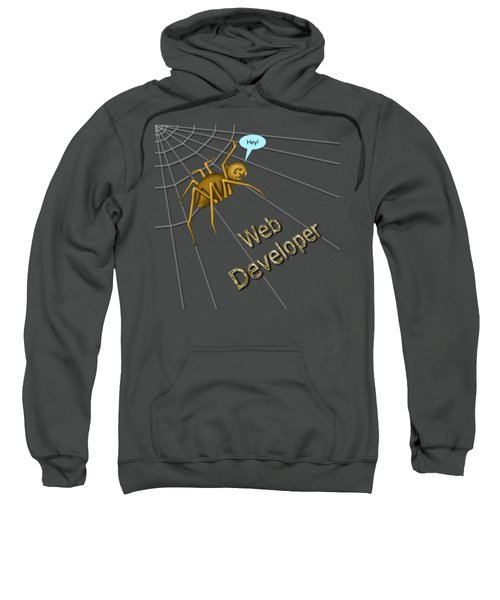 Web Developer Sweatshirt