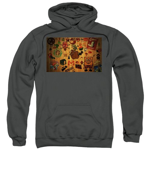 Web Sweatshirt