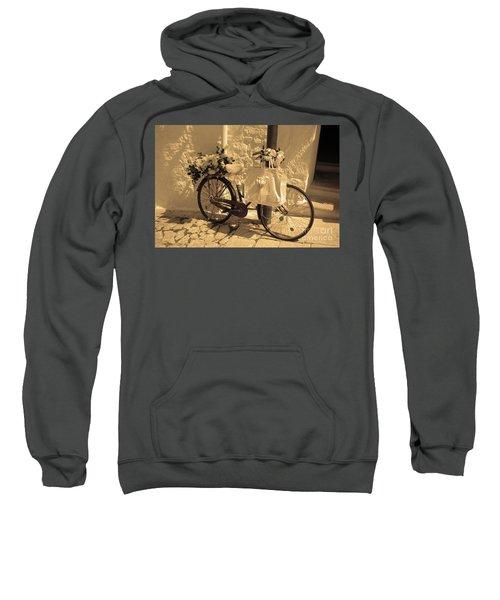 Wedding Bike Sweatshirt