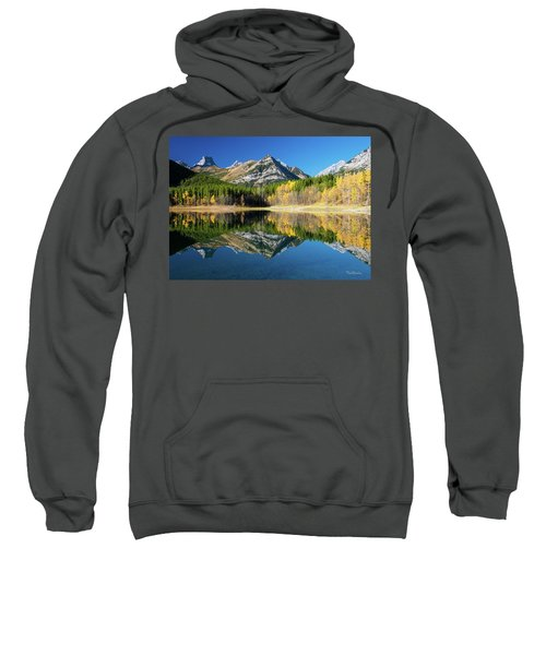 Wedge Pond Color Sweatshirt