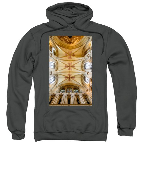 Wells Cathedral Ceiling Sweatshirt
