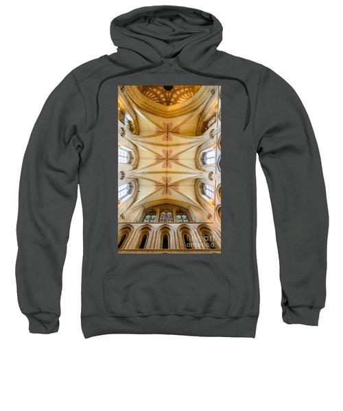 Wells Cathedral Ceiling Sweatshirt