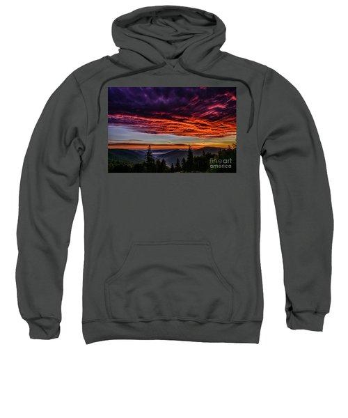 West Virginia Highland Dawn Sweatshirt