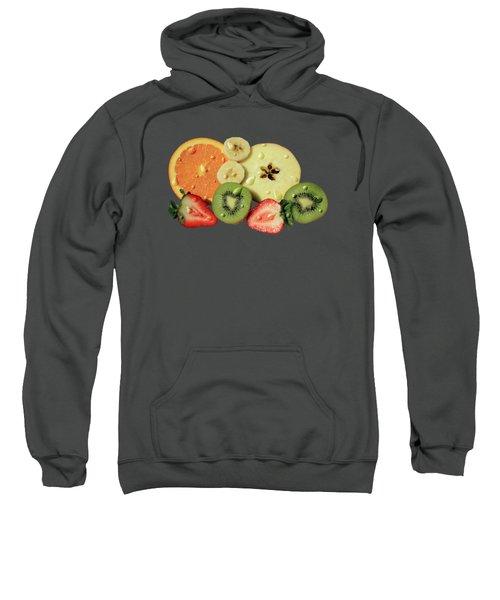 Wet Fruit Sweatshirt by Shane Bechler