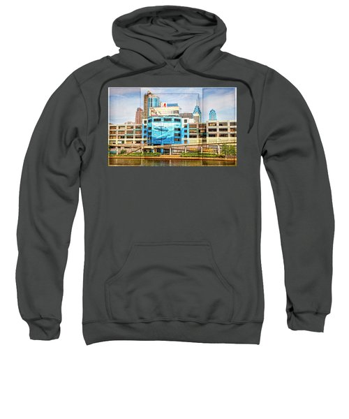 Whales In The City Sweatshirt