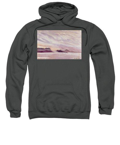 Whangarei Heads At Sunrise, New Zealand Sweatshirt