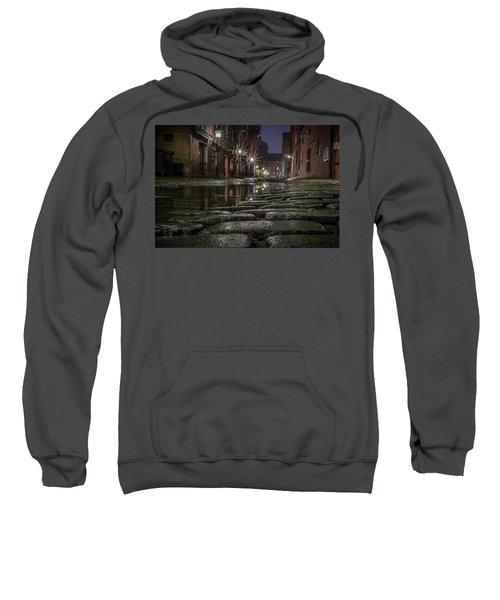 Wharf Street Cobblestones Sweatshirt