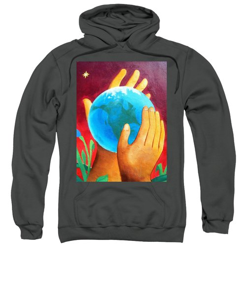 What A Wonderful World ... Sweatshirt