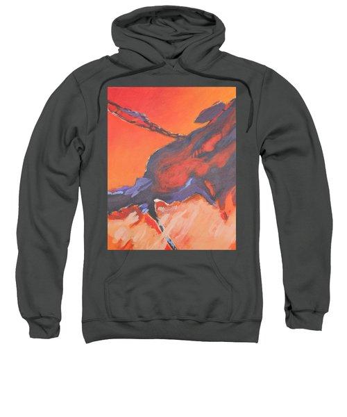 What In The World? Sweatshirt