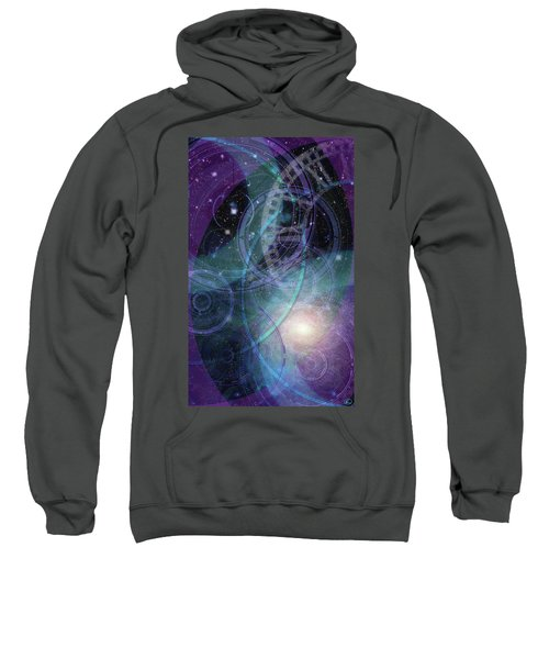Wheels Within Wheels Sweatshirt
