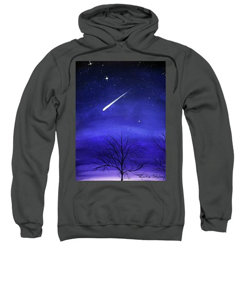 When Stars Fall Sweatshirt