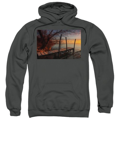 When The Light Touches The Shore Sweatshirt