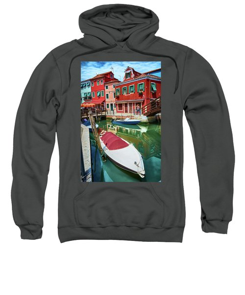 Where Did You Park The Boat? Sweatshirt
