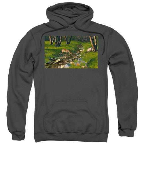 Where The Buck Stops Sweatshirt
