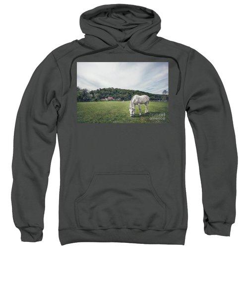 Where The Green Grass Grows Sweatshirt