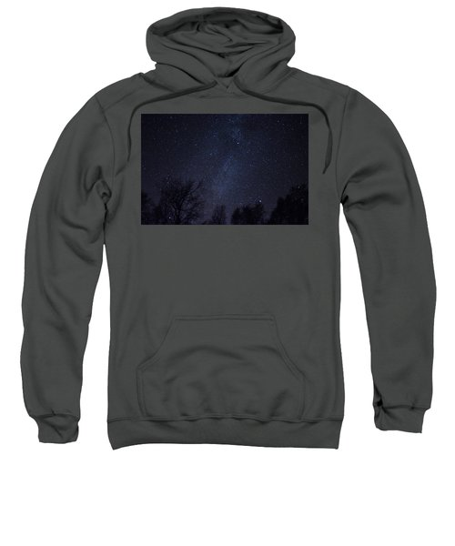 Where The Wind And The Coyotes Howl Sweatshirt