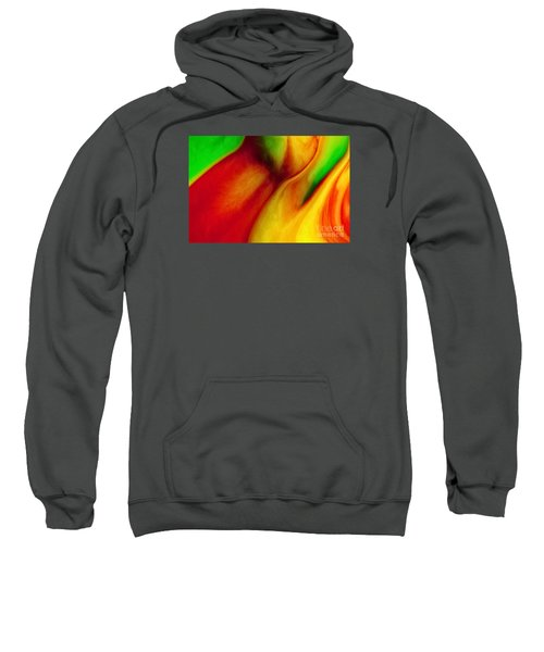 Where Time Stands Still Sweatshirt
